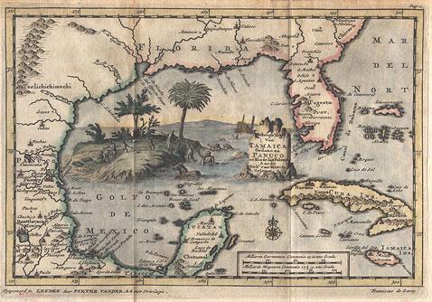 Old Florida Maps Florida History Library, University of Florida
