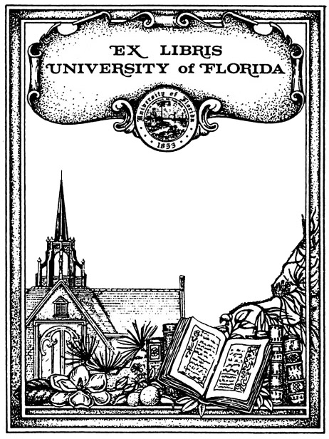 Bookplate Template | Gifts Exchange Acquisitions Collections Services Department